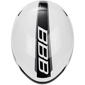 BBB Tithon BHE-08 Helmet glossy white